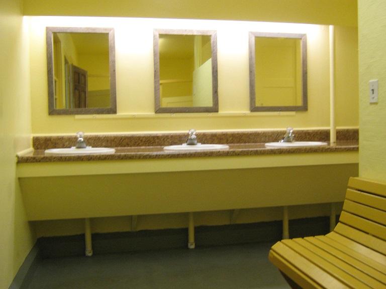 Renovated Bathrooms
